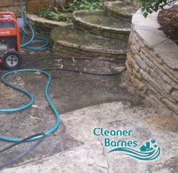 stone patio cleaning barnes